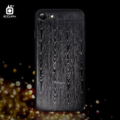 刁膜DiaoMore-經典壓紋膜手機背貼包膜-木紋 1