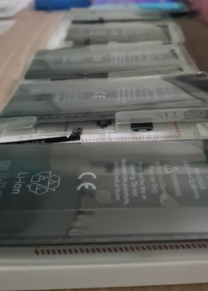 Apple高容量電池更換活動
